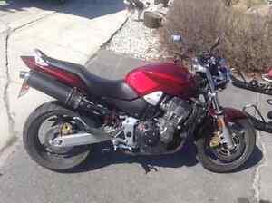 2006 Honda CB900F (919 Hornet) 1800KMs