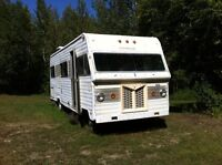 Motorhome for Parts
