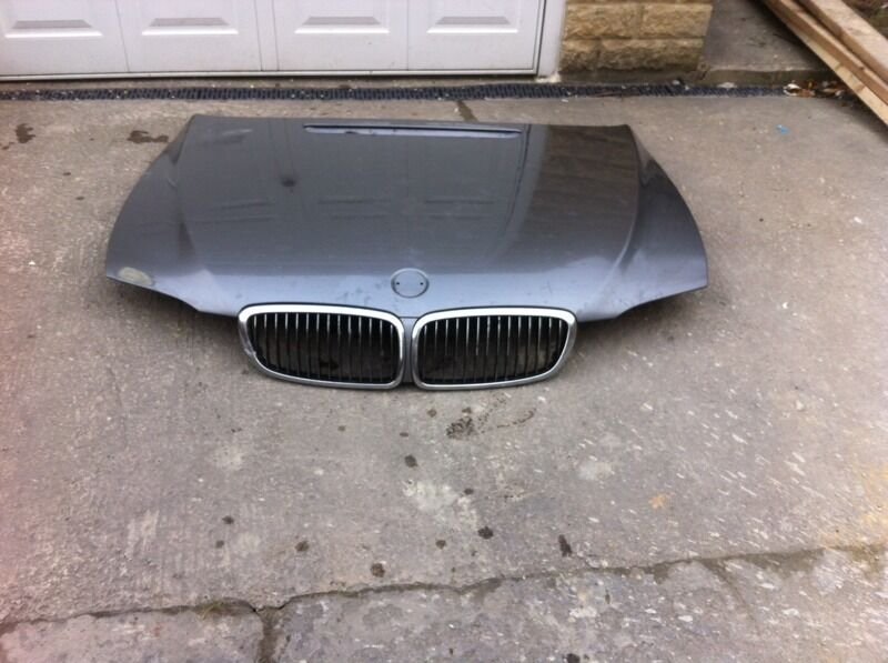 Genuine BMW 7 Series Bonnet 2007-2008