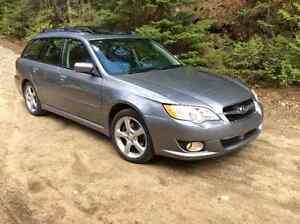 2008 Subaru Legacy Touring Familiale