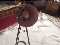 Table lamp Eco Halogen good working used £3