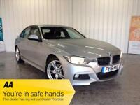 2015 15 BMW 3 SERIES 2.0 320D M SPORT 4D AUTO 181 BHP DIESEL
