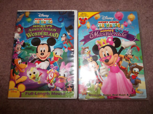 Mickey and minnie movies