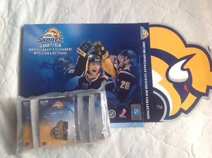Sabres collector sets - take both for $15 London Ontario image 2