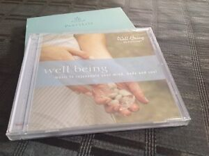 Partylite well being cd
