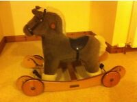 Mamas and Papas Gulliver Rocking Horse