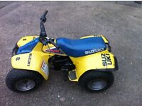 Genuine Suzuki LT 50 Quad