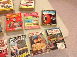 120 Mechanix illustrated vintage Magazines Regina Regina Area image 3