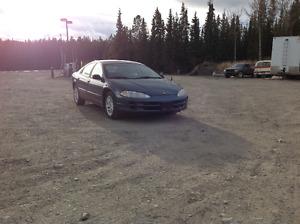 2000 Chrysler Intrepid Sedan