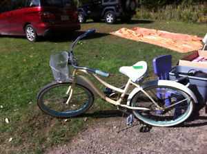 Girls' Cruiser Bike