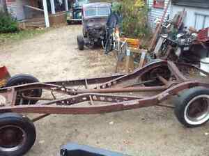 To purchase ford 33-48 frame or frame parts
