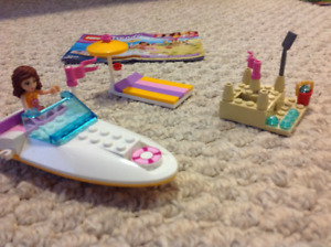 Lego Friends - Olivia's Speedboat - retired