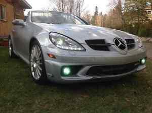 2005 Mercedes-Benz SLK55 AMG Cabriolet