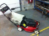 Toro 53cm recycler lawn mower grass cutter
