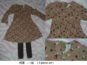 4T Girl's --- Outfit Lot 03