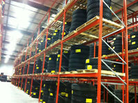 PALLET RACKING & RACK PROTECTION