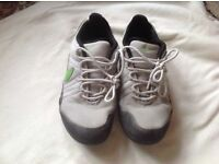 Nike men's trainers size 8.5 used £4