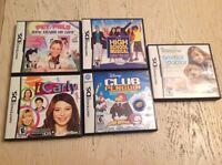 Nintendo DS Games/Jeux      $5.00 each/chaque