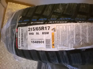 Altimax Arctic Tire - 215/65R17 BRAND NEW