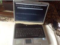Advent laptop broken but working £15