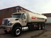 NOW HIRING! EXPERIENCED FUEL DRIVERS NEEDED.