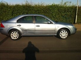 2004 ford mondeo 1.8 mistral