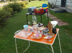 TOBACCO PAN, NEW OIL LAMP,OIL SPOUT,AND MORE