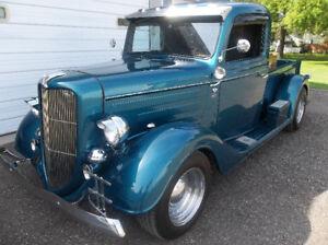 1936 Ford pickup streetrod Tentatively SOLD