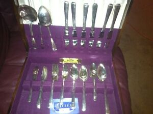 Rogers 1881 by Oneida Silver Plated Flatware