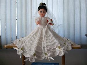 Bride Doll - Handmade