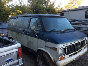 Looking for 1971-1987 GM van