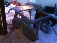 1967 Mustang Fastback** project