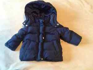 Gap warmest down coat & 24 month girls clothes London Ontario image 1
