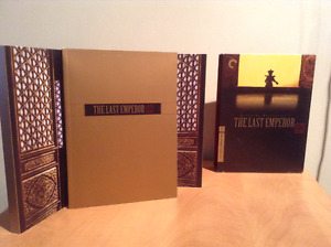The Last Emperor DVD  - Criterion collection