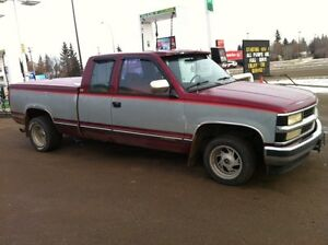 1989 Chevy 1/2 2wd