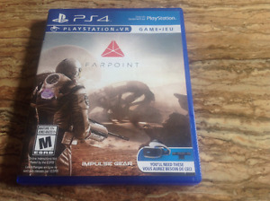 Farpoint for the PS4 VR