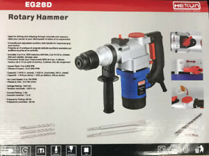 Rotary hammer drill sds plus , Breaker, Chipper, Concrete Drill
