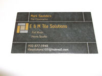 Flooring & Tiling: Sales and unlimited installations