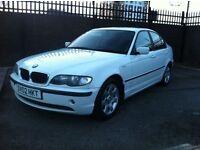 2002 BMW 320D TURBO DIESEL FULL MOT FULL TANK OF FUEL **JUST REDUCED BY 500