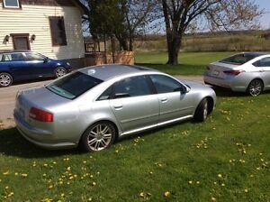 Audi A8L , 2004