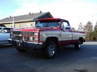 1984 silverado 4x4