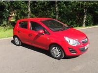 2012 62 Vauxhall/Opel Corsa 1.0i 12v ( 65ps ) ecoFLEX Only 21.250 Miles