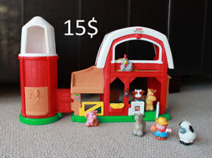 "Ferme ""Little People"" Fisher Price"