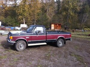91 Ford f 250