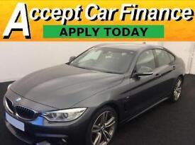 BMW 420 M Sport FROM £135 PER WEEK!