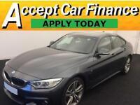 BMW 420 2.0TD ( 184bhp ) d ( s/s ) Gran 2014MY M Sport