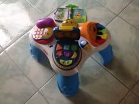 Fisher Price Learning Table French Edition