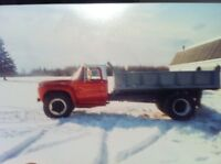 1962-1964 Ford F 700