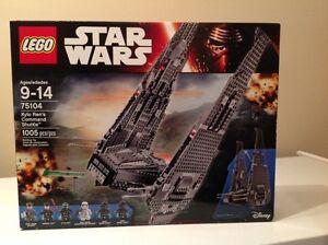 Lego Star Wars - Kylo Ren's Command Shuttle 75104