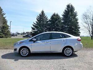 2014 Ford Fiesta SE Sedan- 4 BRAND NEW TIRES!!  ONLY $7450!!!